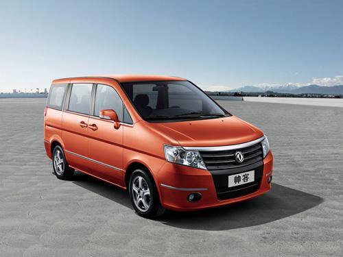 帅客是郑州日产2009年推出的一款战略性产品.该车承担郑高清图片