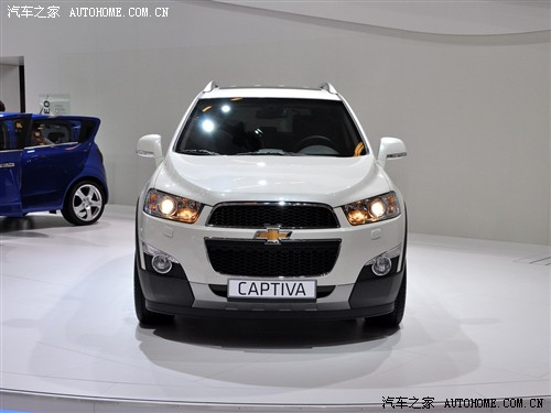 汽车之家 雪佛兰(进口) 科帕奇 2011款 基本型