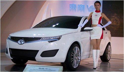 明年北京车展首发 东南将推V5紧凑型车 汽车之家