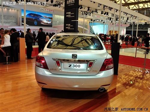 众泰 众泰汽车 众泰z300 2011款 基本型