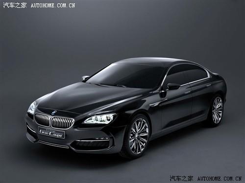 宝马 宝马(进口) gran coupe 2011款 concept