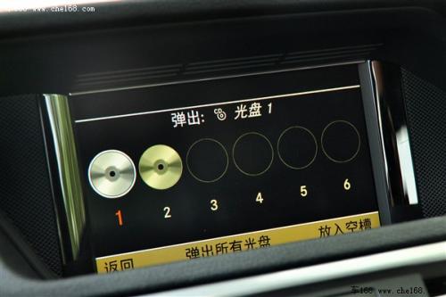 奔驰 北京奔驰 奔驰E级 2010款 E300L 时尚型