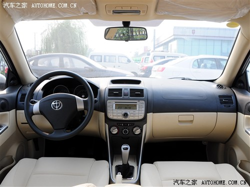 中华 华晨中华 中华骏捷fsv 2010款 1.5mt舒适型