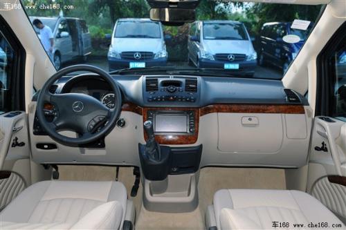 奔驰 福建戴姆勒 唯雅诺 2011款 2.5L 限量版