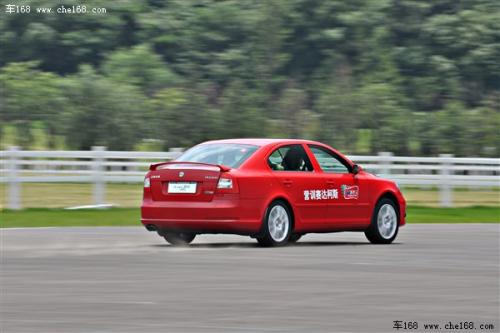 斯柯达 上海大众斯柯达 明锐 2010款 2.0T RS