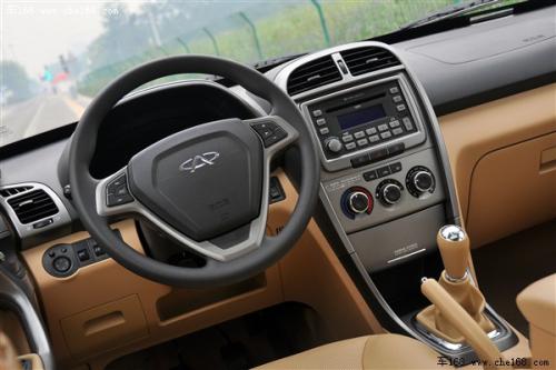 奇瑞 奇瑞汽车 瑞虎 2011款 精英版1.6 MT DVVT