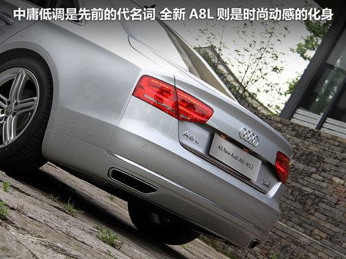奥迪(进口)  A8L 3.0TFSI Low quattro