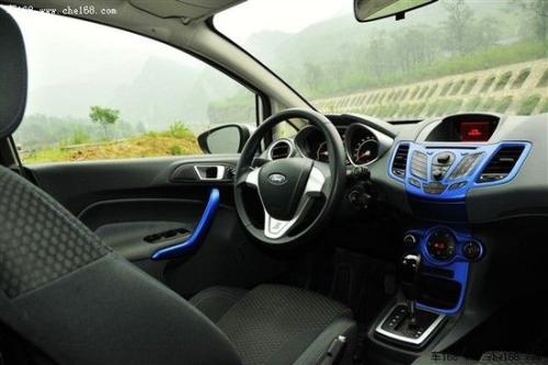 福特 长安福特 嘉年华 2010款 两厢 1.5L自动时尚型限量版
