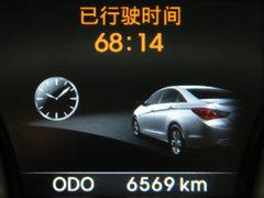 北京现代  第八代索纳塔 2.4 TOP AT