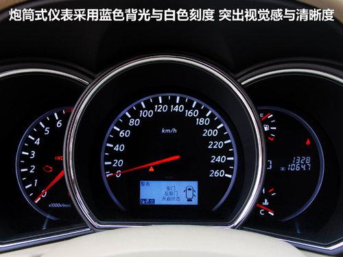东风日产  楼兰 3.5 AT