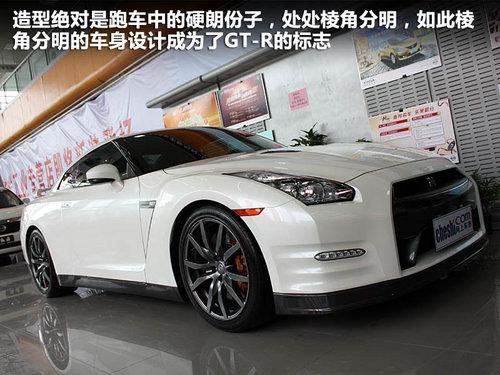 日产(进口)  日产GT-R 3.8T DCT