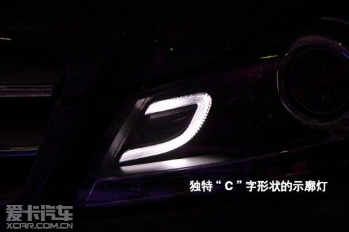 北京奔驰 2011款奔驰C级
