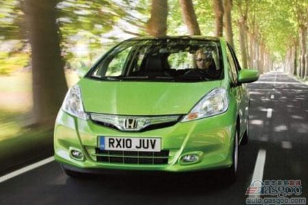 本田 飞度-本田将在全球召回69万辆汽车 涉及中国市场高清图片