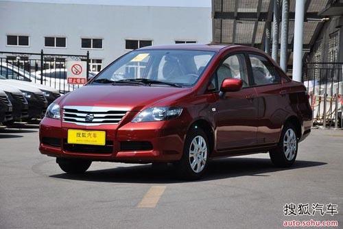 广州车展10万元以内新车主打运动风格