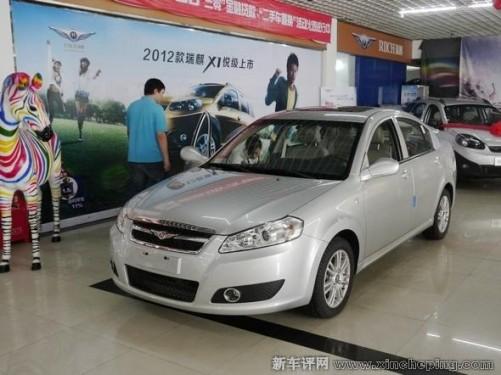 得主要原因是瑞麒4s所在的汽车卖场处在国道边,周边尘土挺大,高清图片