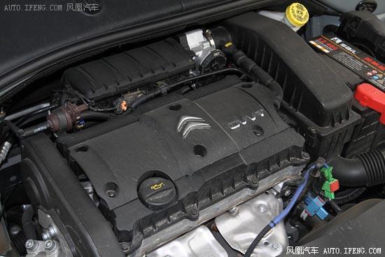 全新爱丽舍未来搭1.2t发动机 明年上市