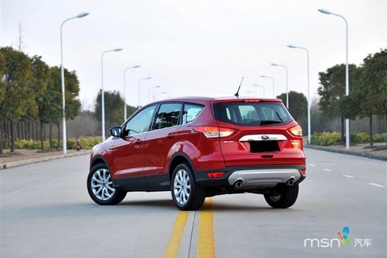 长安福特翼虎-而立之年换新车 6款20万元级别SUV推荐高清图片
