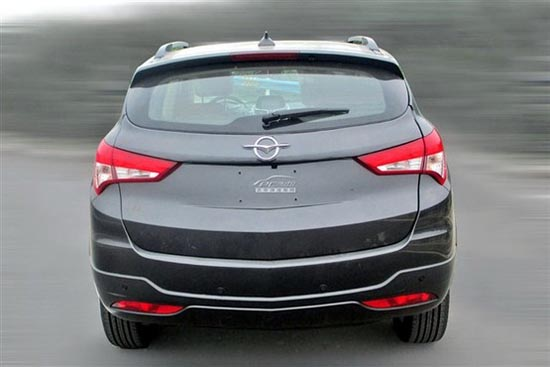 2014年海马将推三款新车 包括m5 m6 s5高清图片