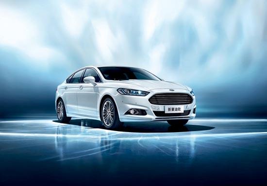 2013年度品质杰出新车合资品牌:长安福特新蒙迪欧 - 中国汽车质量网