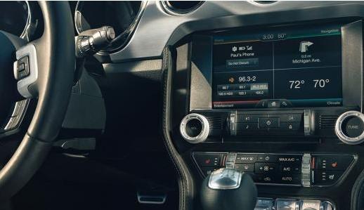 福特升级车载信息娱乐系统 新车采用