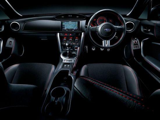 增加低配车型 2015款斯巴鲁brz日本发布 高清图片