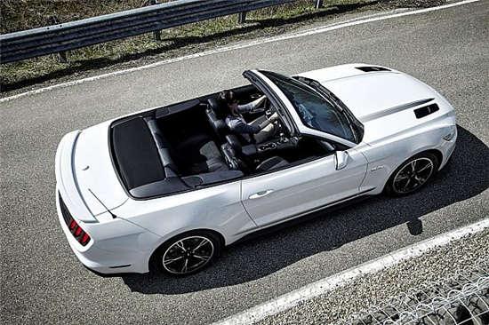2016款福特Mustang发布