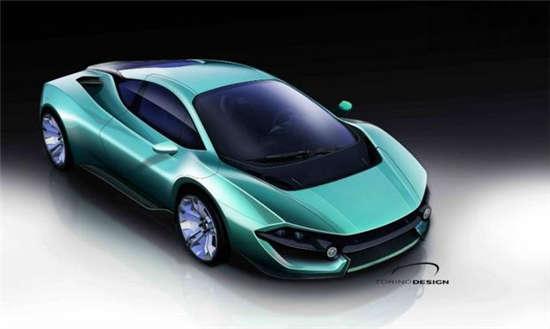 意大利推概念超跑 纪念都灵车展昔日辉煌