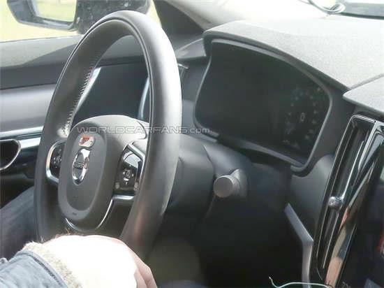 沃尔沃S90L有望明年国产 将推混合动力高清图片