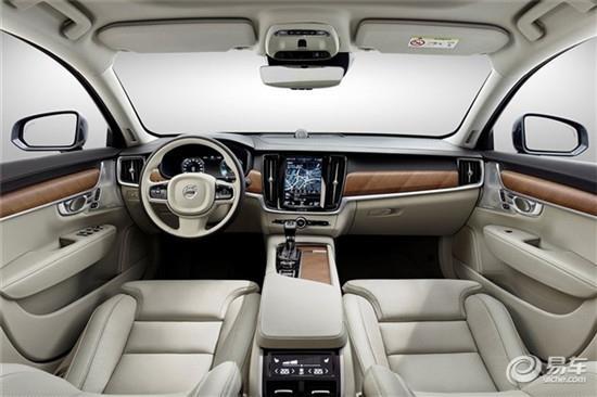 沃尔沃S90L将国产 适应国情轴距加长高清图片
