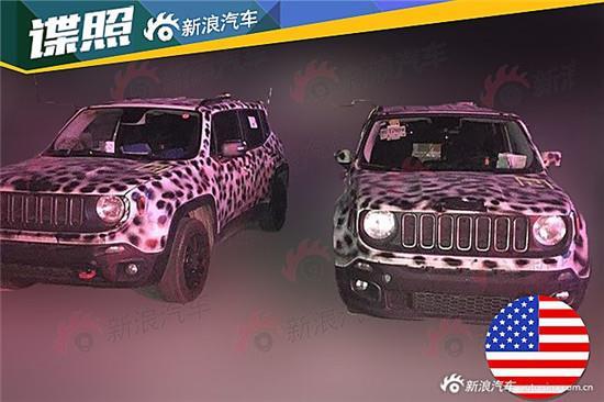 国产jeep自由侠多版本详解