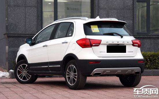首选自动挡 8万左右自主小型SUV推荐图片 34682 550x345-8万以下高清图片