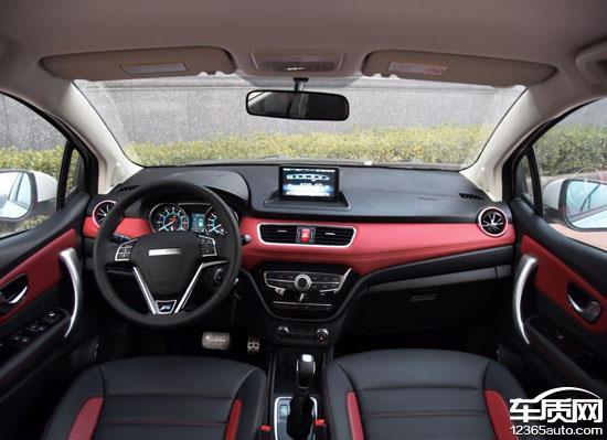 首选自动挡 8万左右自主小型SUV推荐高清图片