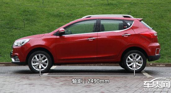 首选自动挡 8万左右自主小型SUV推荐图片 34091 550x299-八万左右高清图片