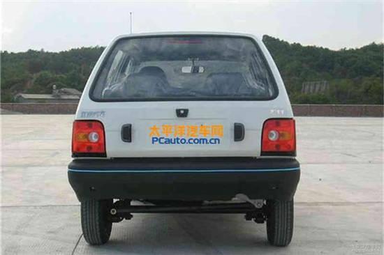 江南TT纯电动版 新能源补贴下的大跃进高清图片