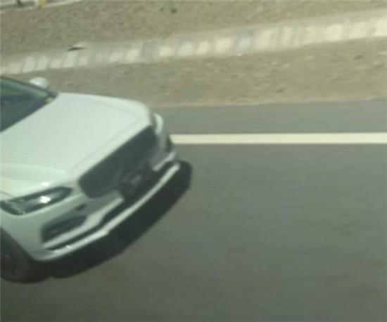 国产沃尔沃S90L谍照曝光 直面国产奥迪A6L高清图片