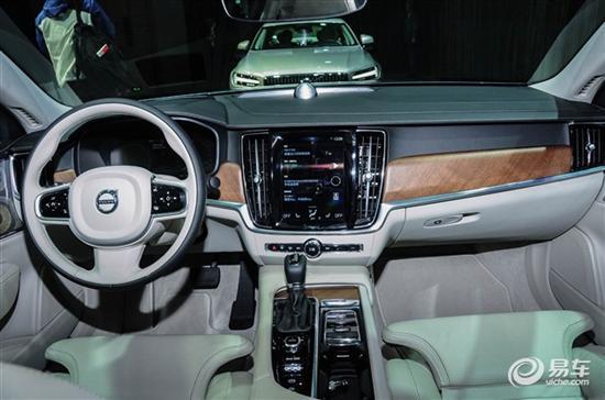 沃尔沃S90长轴版配置曝光 推5款车型高清图片