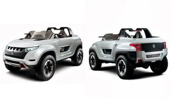 长安铃木推全新小型SUV 坚持 小车 战略高清图片