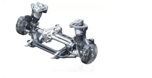 然而,自主电子空气悬架系统的设计和研发尚处于起步阶段.