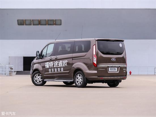 江铃福特途睿欧自动挡车型 将3月中上市高清图片