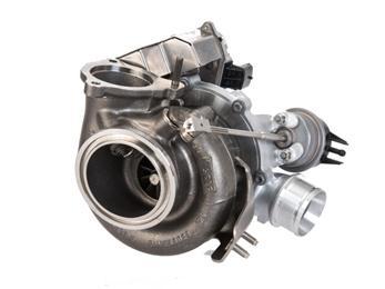 博格华纳推出汽油机VTG涡轮增压器