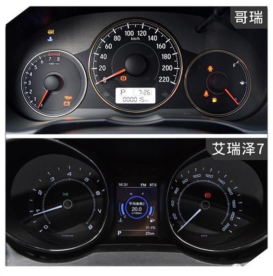 新车内饰整体设计并没有发生改变,具体细节上全新的仪表盘中央配备有7