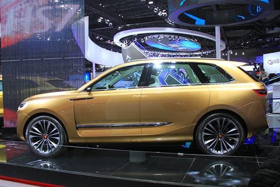 红旗或首次推出中型SUV 将与Q5直接竞争高清图片