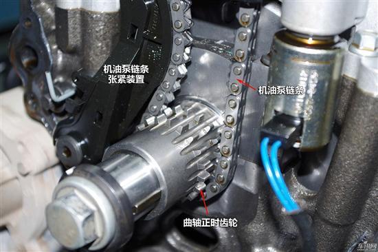 5t发动机采用两级供油系统,传统的燃油泵将汽油输送到高压油泵,进气