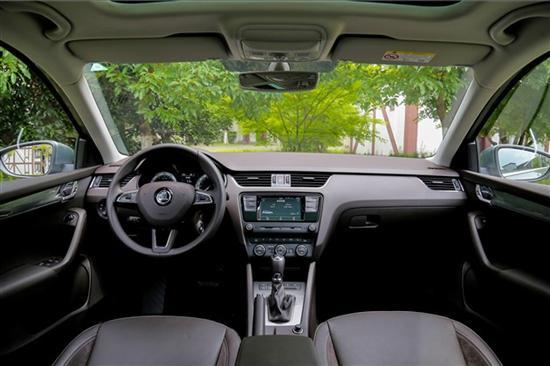 斯柯达新款明锐 明锐旅行车8月22日上市