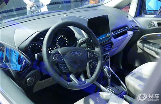 新款福特翼搏配置信息曝光 共6款车型高清图片