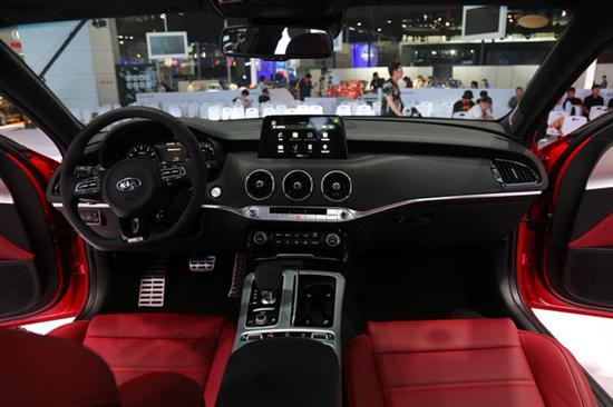 17广州车展 起亚斯汀格发布 17日发布