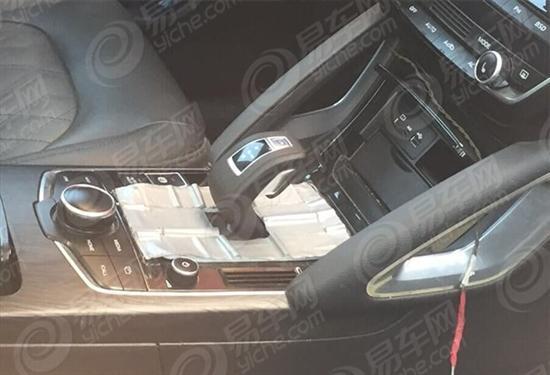 宝沃BX7路试谍照 将搭载2.0T汽油机和电动机