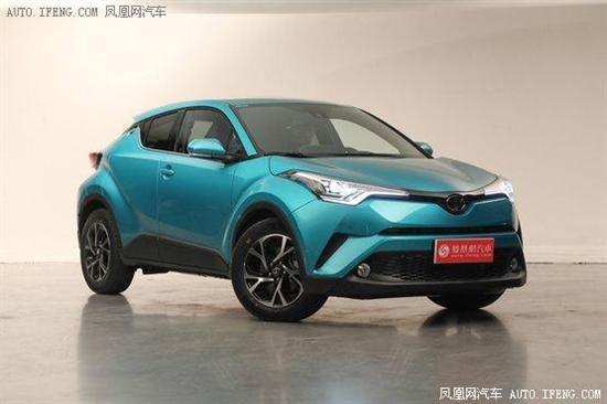 广汽丰田C-HR将6月23日上市 全新2.0L动力
