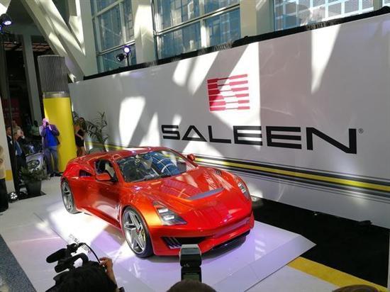 赛麟S1将在华投产 搭载2.3T发动机