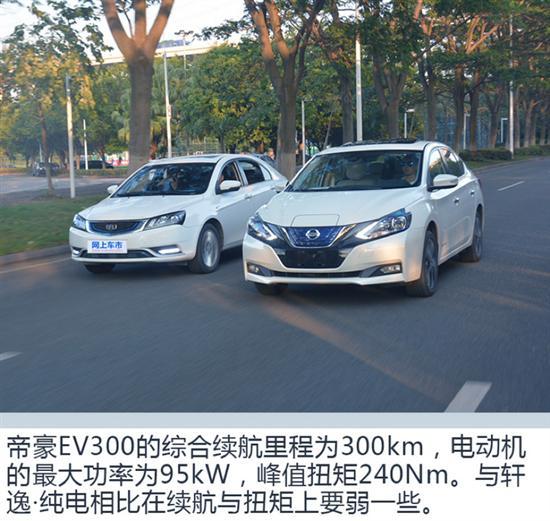 太阳能路灯的价格电动车也能这么玩 3款主流纯电车型电控测试